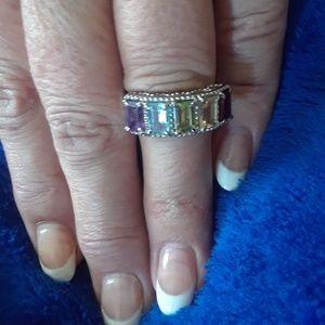 🙀 On Sale Multi gemstone Ring🙀